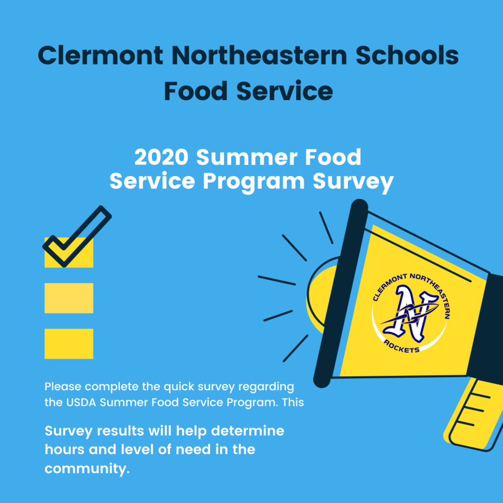 Summer Food Service Program Family Survey