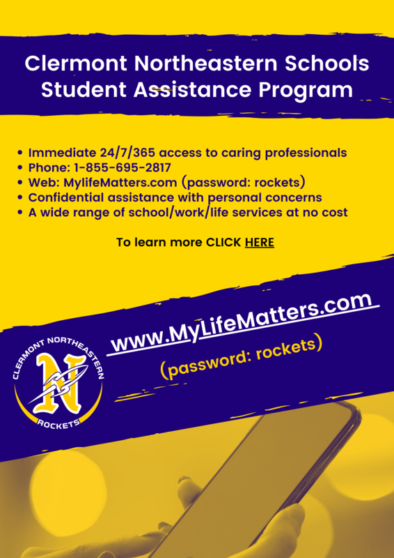 Great Resource for Families: Student Assistance Program