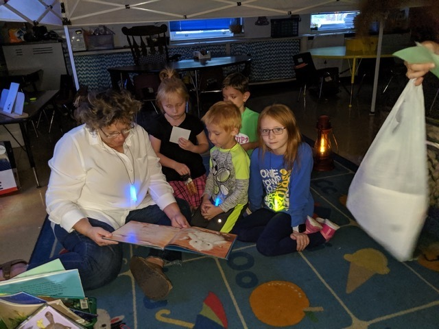 Fall Curriculum Night engages CNE Elementary students, parents