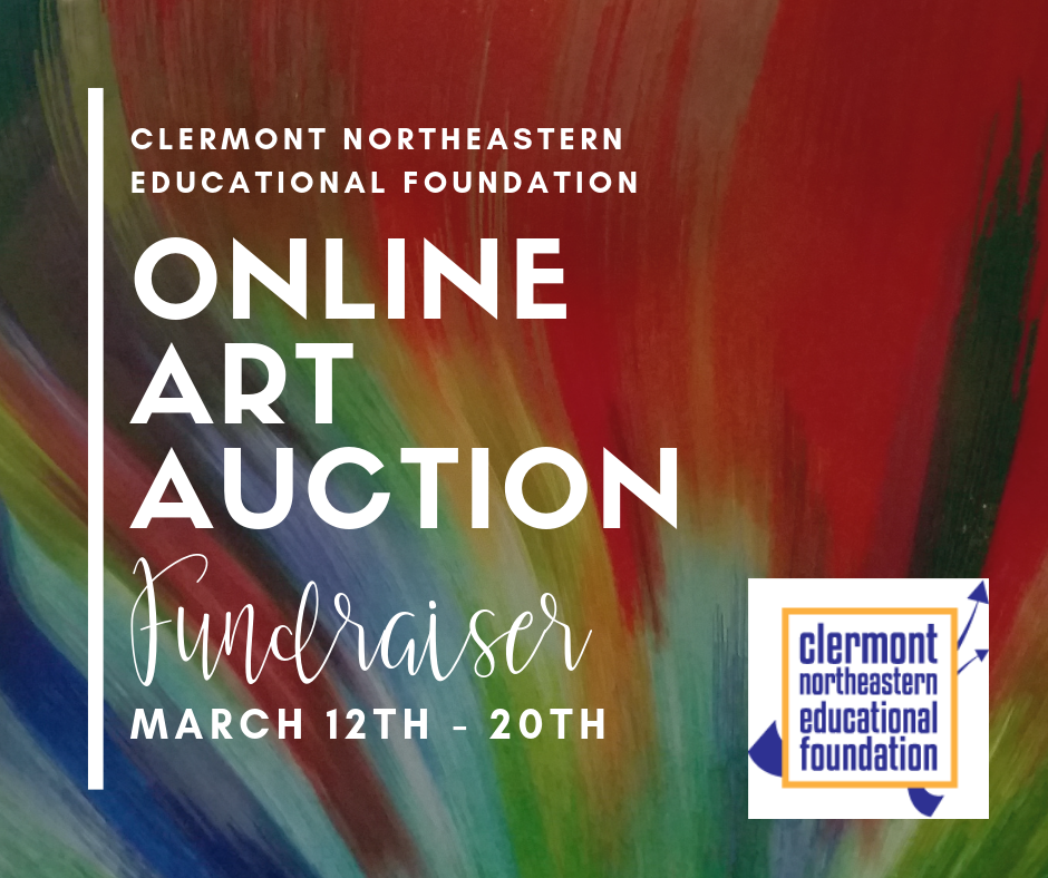 CNE Educational Foundation Online Art Auction