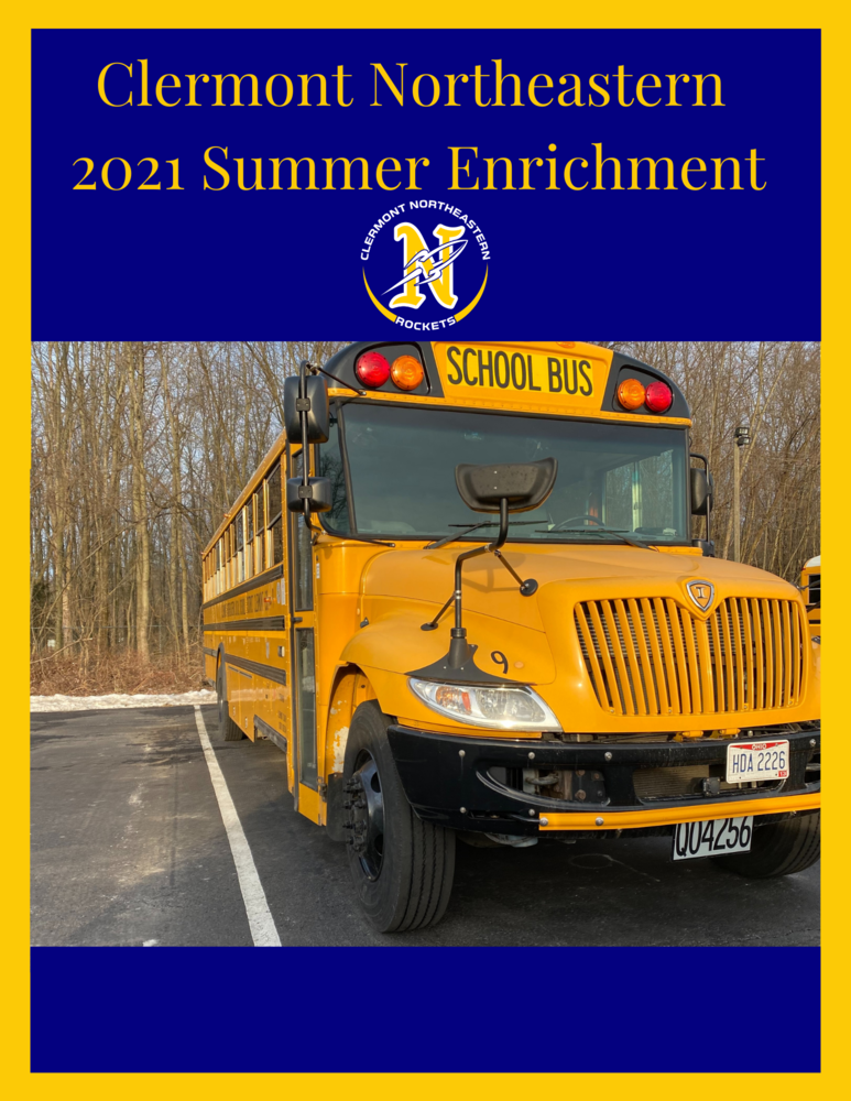 Summer Enrichment Opportunity for All CNE Families