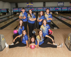 ​CNE bowling squads strike early, often in SBAAC