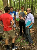 Study brings CNE High School students into woods, out of their shell