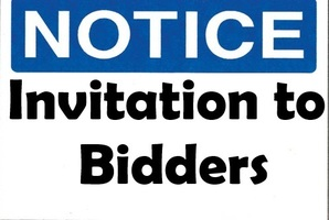 DOCUMENT 001113 – LEGAL NOTICE TO BIDDERS