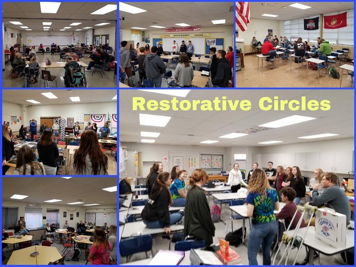 restorative circles photos