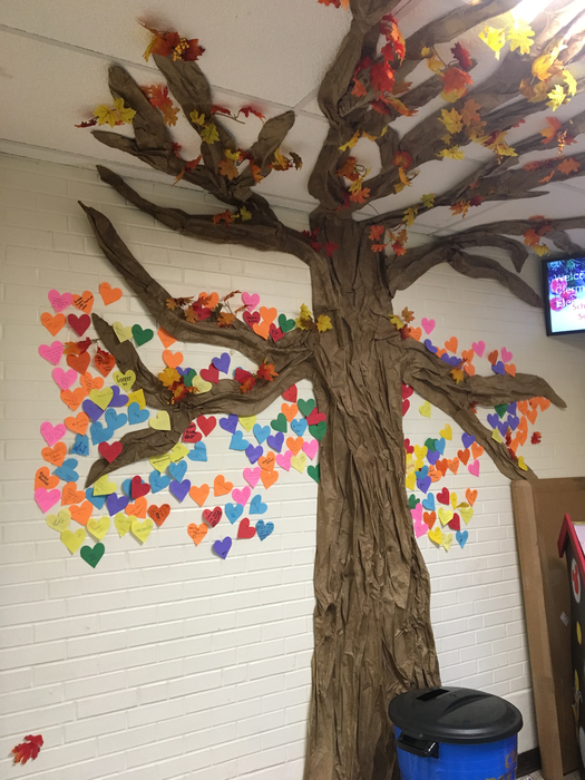 CNE ES Kindness Tree