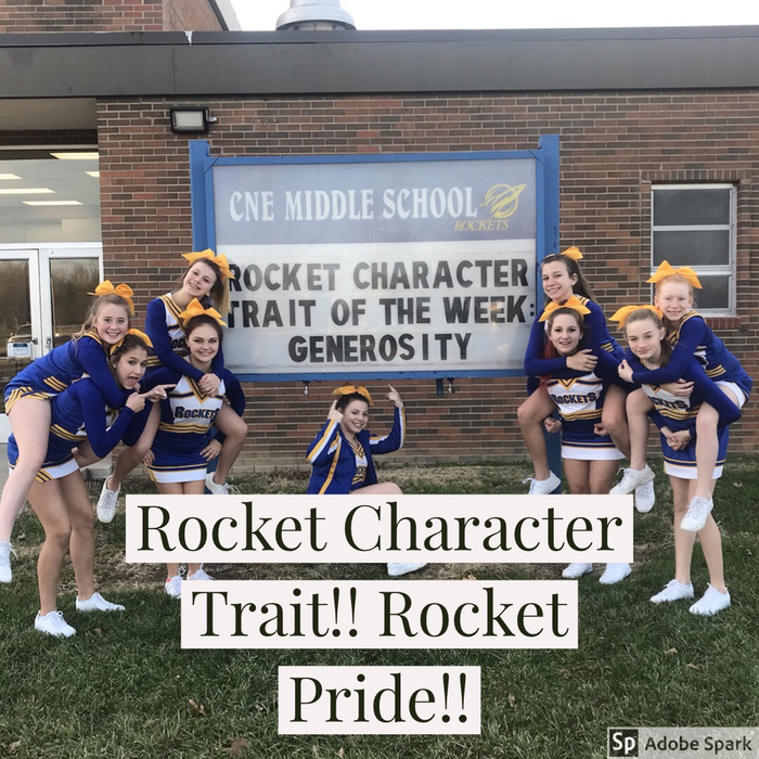 Rocket Character Trait!