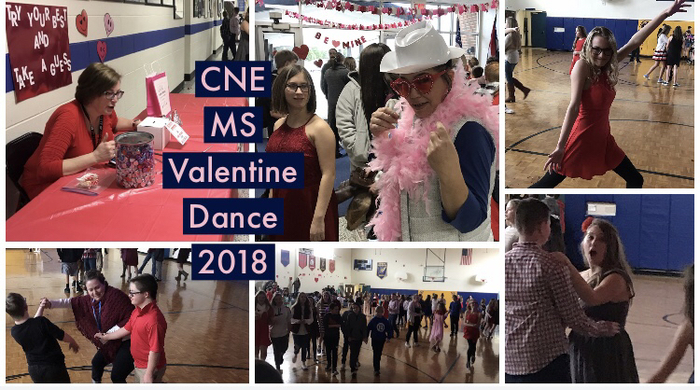 2018 Valentine's Day Dance