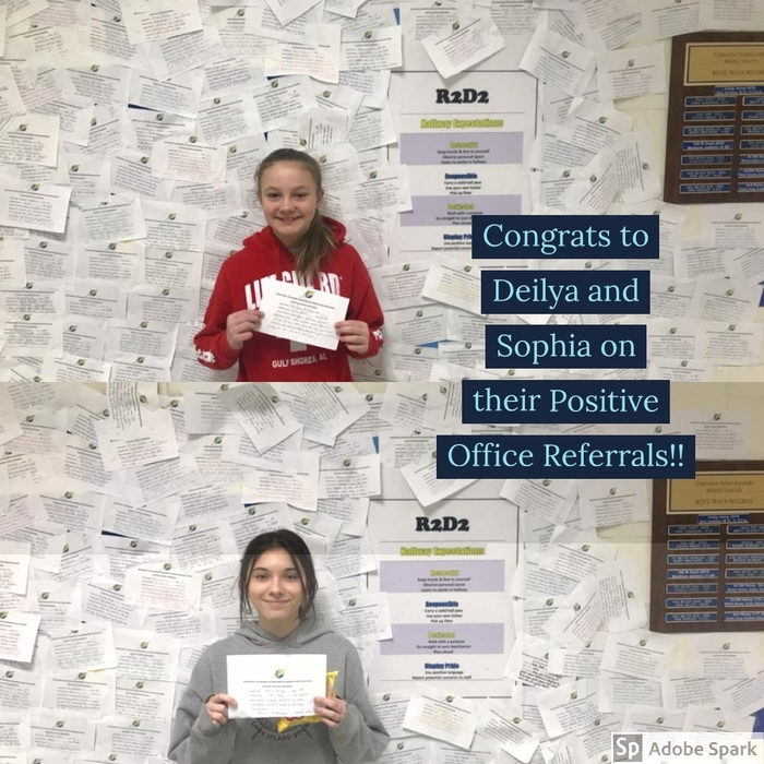Positive Office Referrals