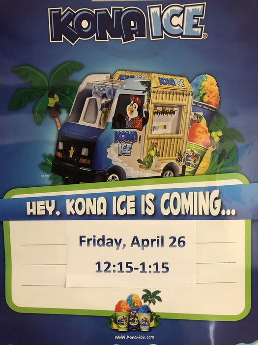 Kona Ice Flyer