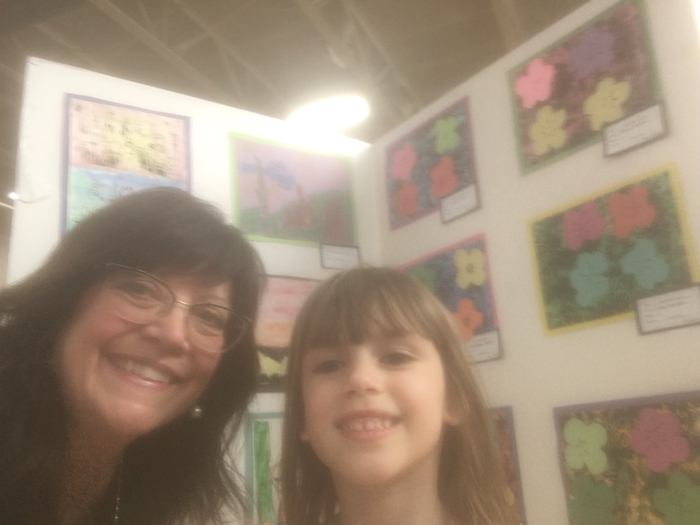 The Fine Arts Show is awesome!