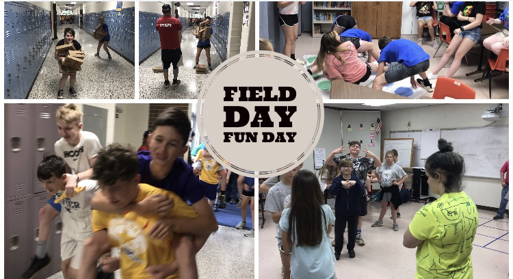 Field Day Fun Day!!