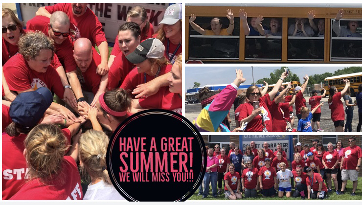 CNS MS Staff Wish You a Safe and Happy Summer!!!