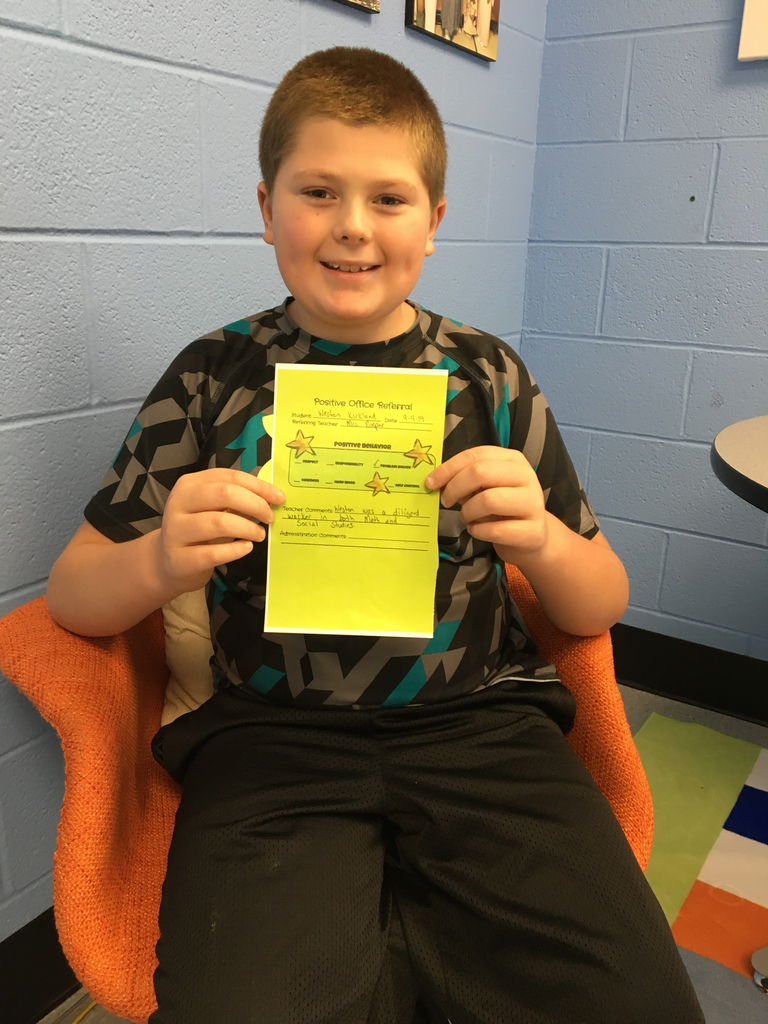 Positive referral 2