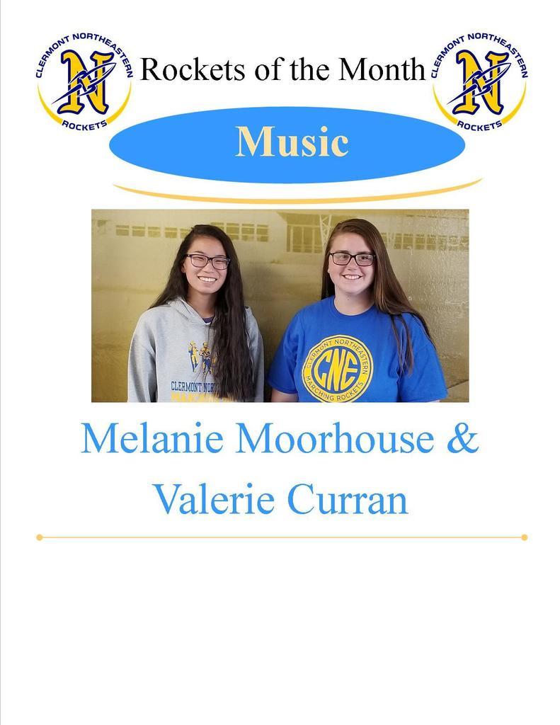 Music  Melanie Moorhouse and Valier Curran