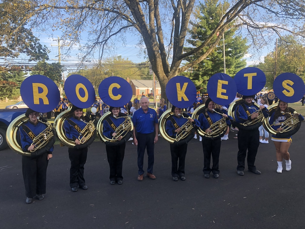 Band and Superintendent Brandt