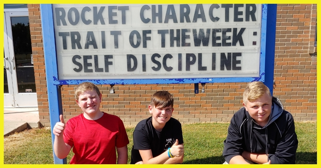 Character Trait of the Week