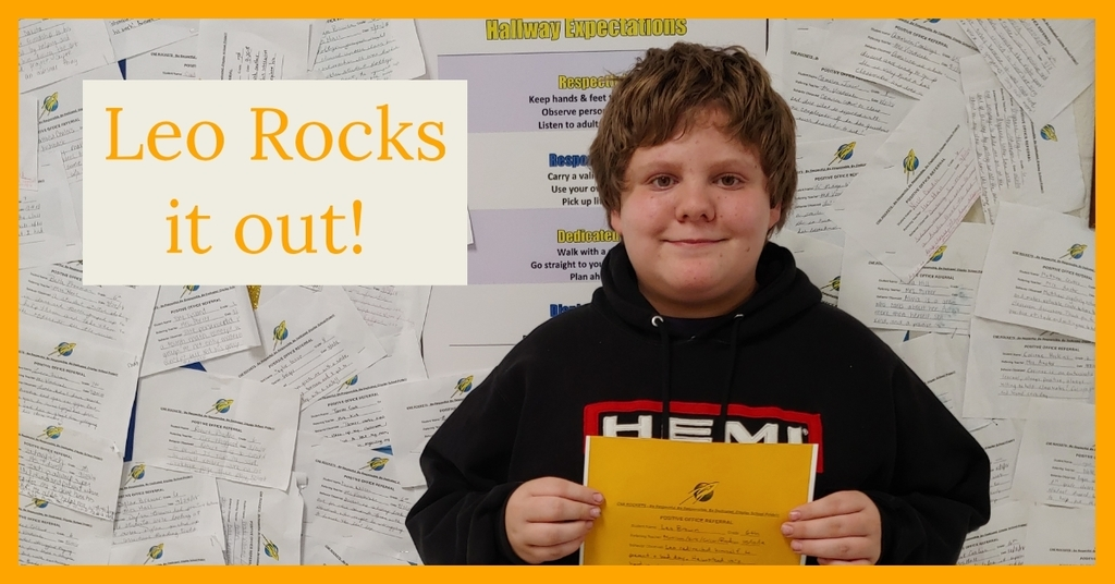 Positive Office Referral!