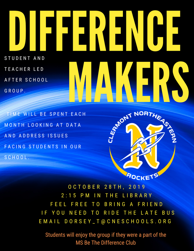 Difference Makers Flyer 1