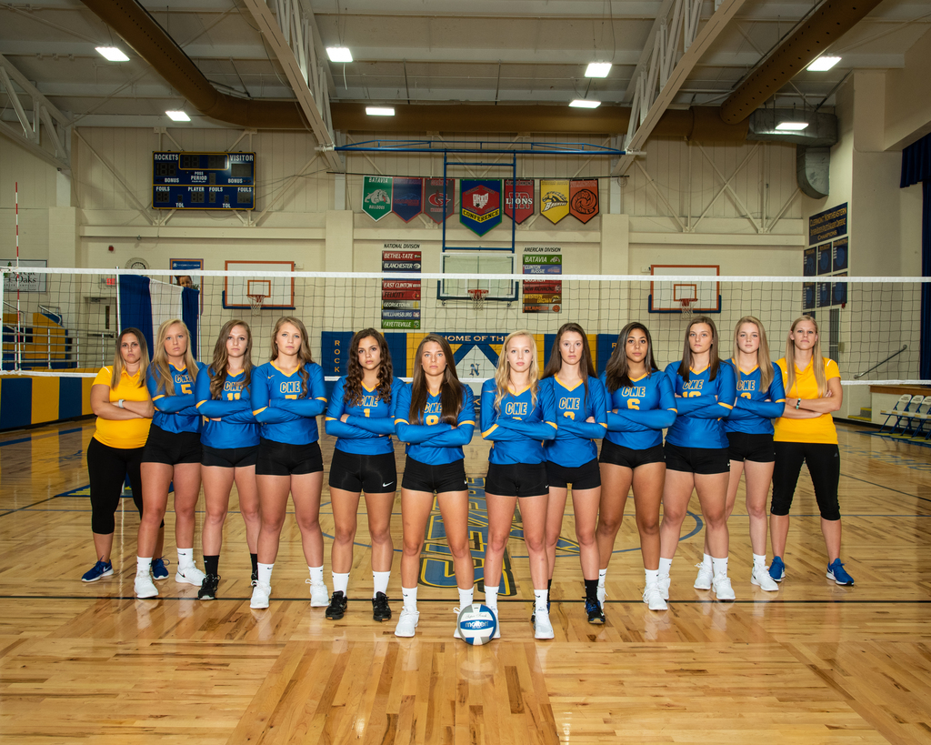 CNE Varsity Volleyball