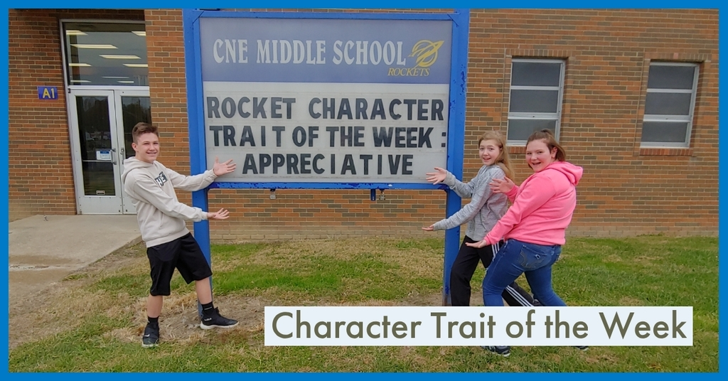 Character Trait!!!