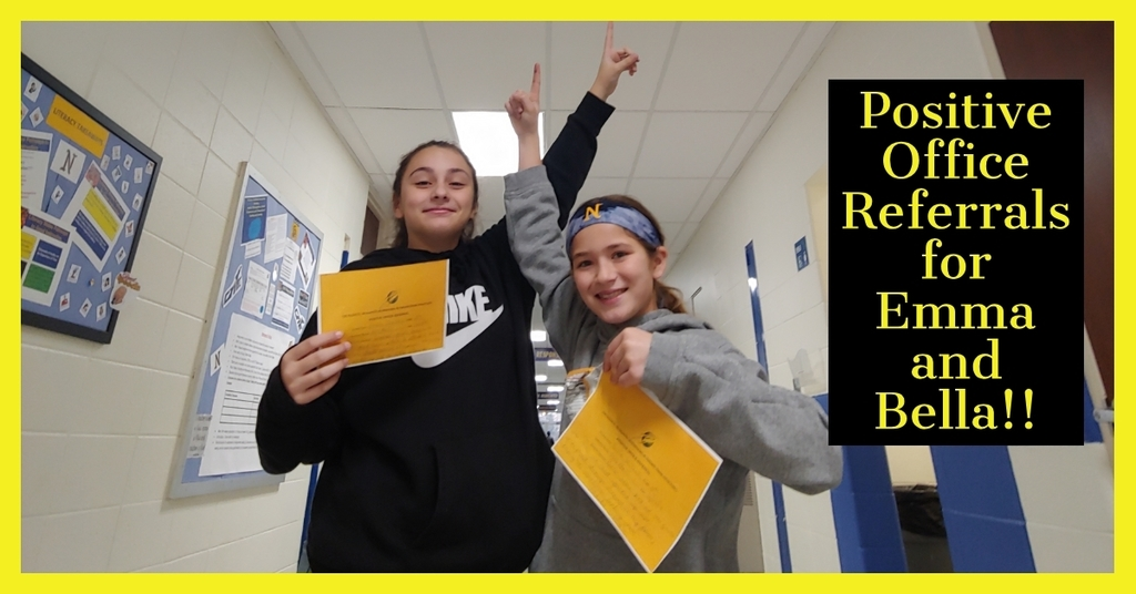 Positive Office Referrals!!!