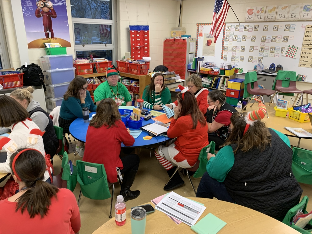 Santa's helpers are talking about writing today at TBT!