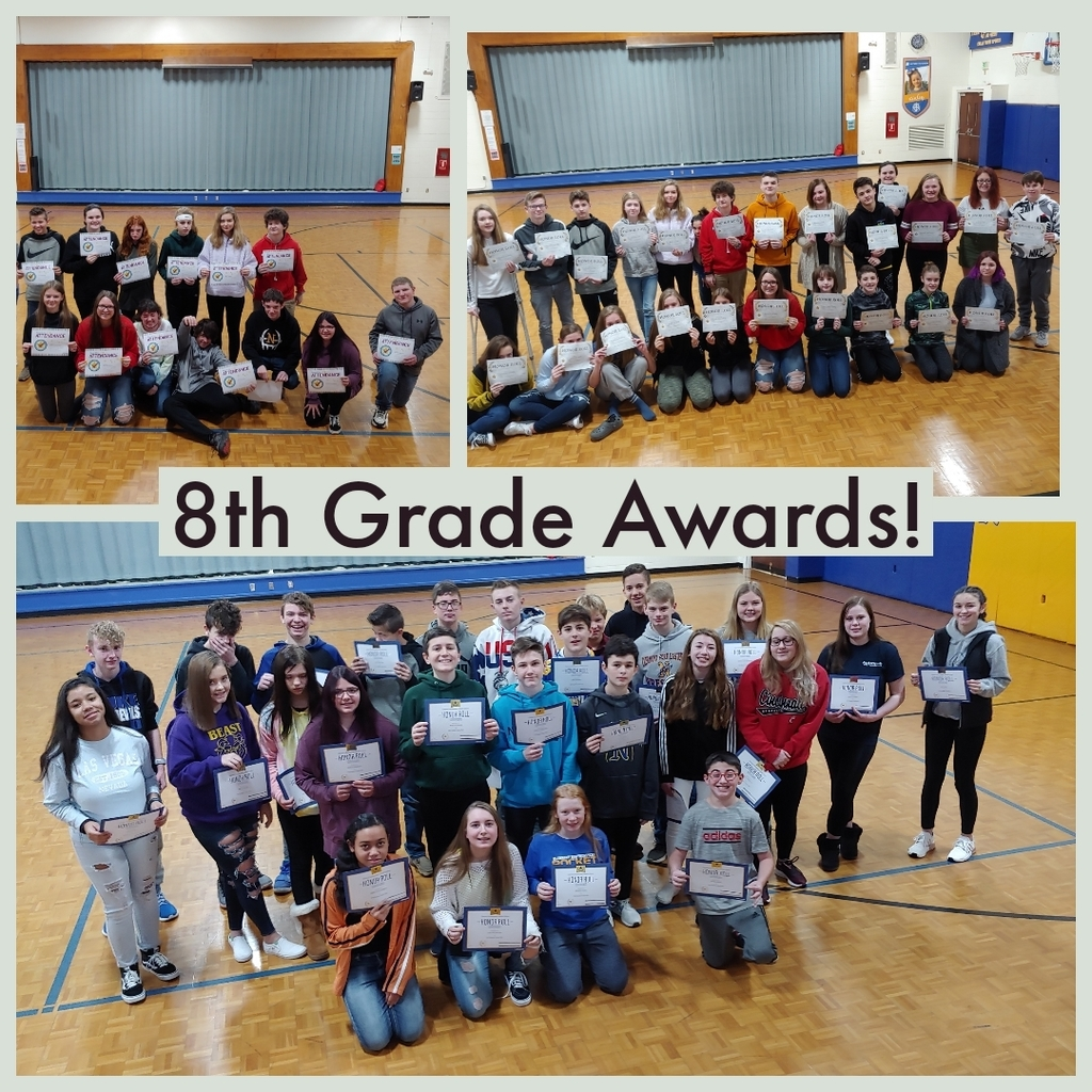 6th Grade Rocket Academic Rewards